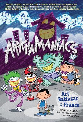 ArkhaManiacs book