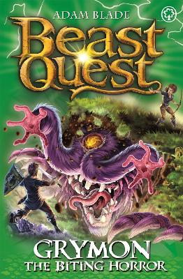 Beast Quest: Grymon the Biting Horror by Adam Blade