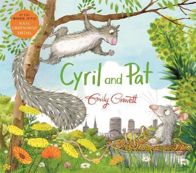 Cyril and Pat book