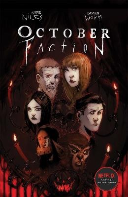 October Faction: Open Season book