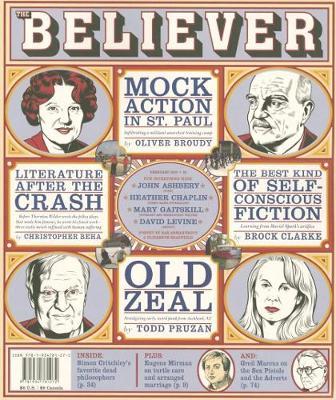 Believer, Issue 60 by Heidi Julavits