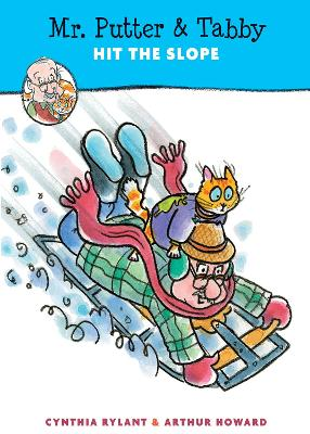 Mr. Putter and Tabby Hit the Slope by Cynthia Rylant