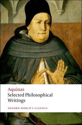 Selected Philosophical Writings by Thomas Aquinas