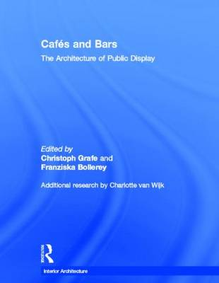 Cafes and Bars book