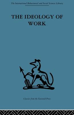 Ideology of Work book