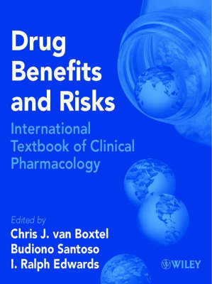 Drug Benefits and Risks: International Textbook of Clinical Pharmacology book