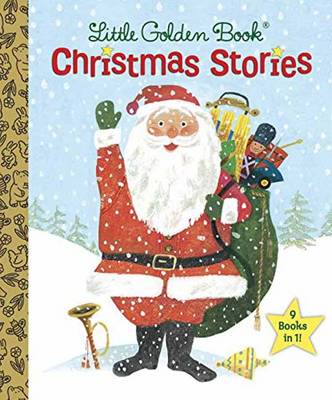 Little Golden Book Christmas Stories by Various
