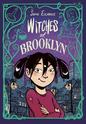 Witches of Brooklyn book