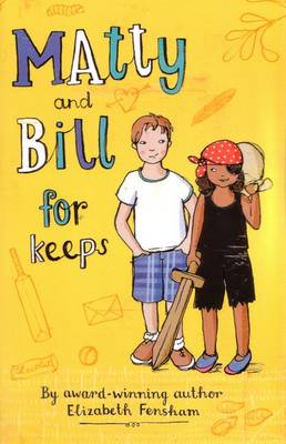 Matty and Bill For Keeps book