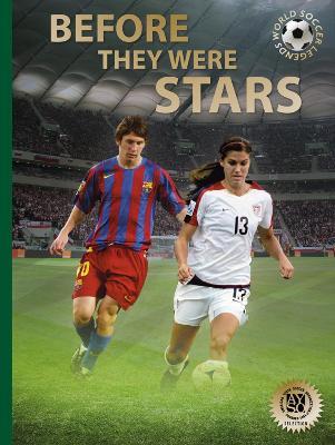 Before They Were Stars by Illugi Jokulsson
