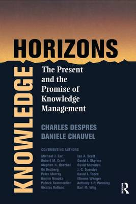 Knowledge Horizons by Charles Despres