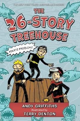 26-Story Treehouse book
