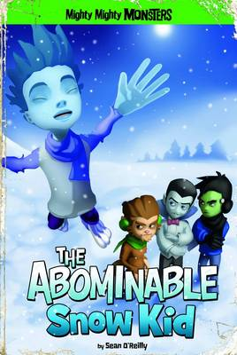 Abominable Snow Kid book