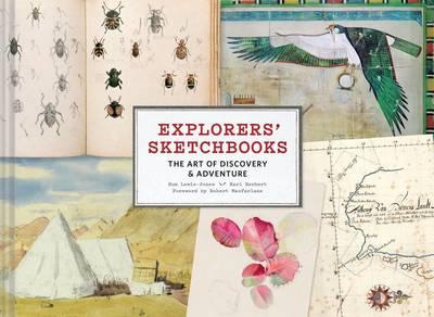 Explorers' Sketchbooks by Huw Lewis-Jones