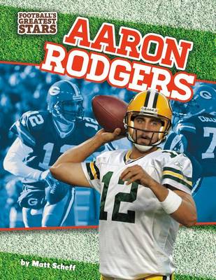 Aaron Rodgers by Matt Scheff