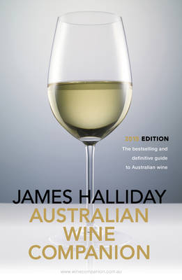 James Halliday Australian Wine Companion 2015 book