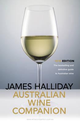 James Halliday Australian Wine Companion 2015 book