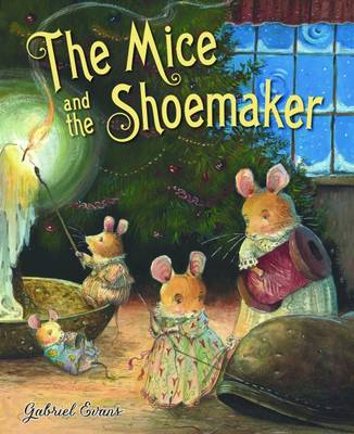 The Mice and the Shoemaker book
