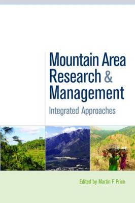 Mountain Area Research and Management by Martin F. Price