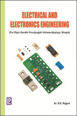 Electrical and Electronics Engineering by R. K. Rajput