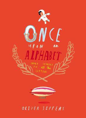 Once Upon an Alphabet book