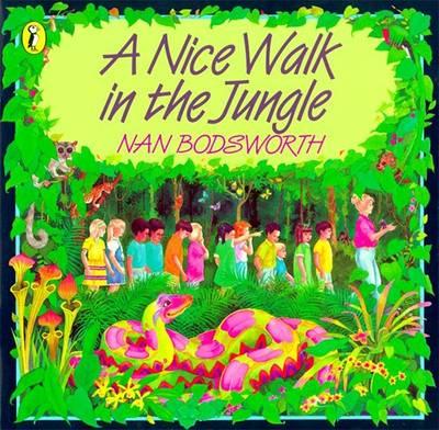 Nice Walk In The Jungle book