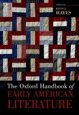 Oxford Handbook of Early American Literature book