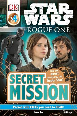 Star Wars Rogue One Secret Mission by DK