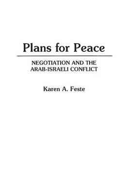 Plans for Peace by Karen A. Feste