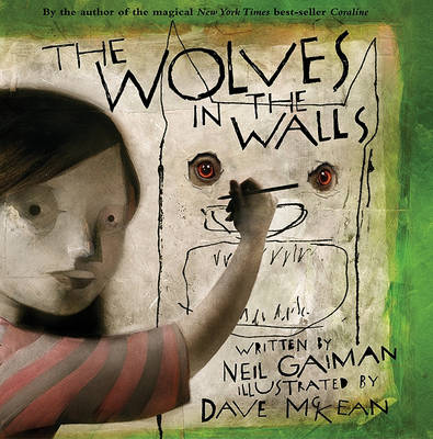 Wolves in the Walls book