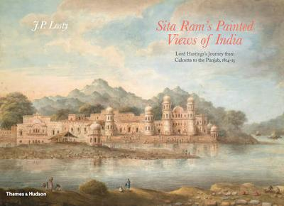 Sita Ram's Painted Views of India book
