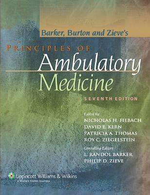 Principles of Ambulatory Medicine by L.Randol Barker