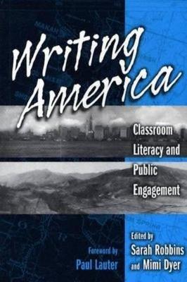Writing America by Sarah Robbins