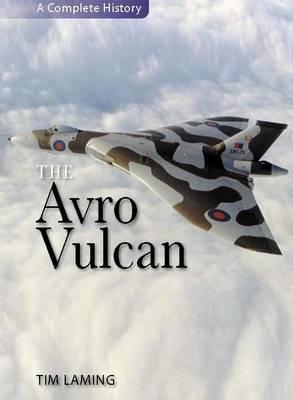 The Avro Vulcan by Tim McLelland