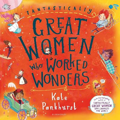 Fantastically Great Women Who Worked Wonders book