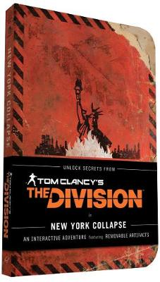Tom Clancy's The Division book