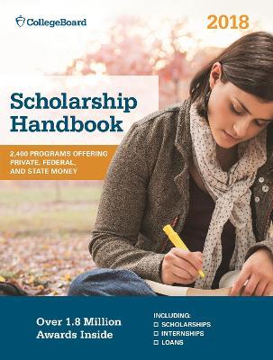 Scholarship Handbook 2018 book
