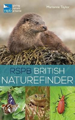 Rspb British Naturefinder by Marianne Taylor