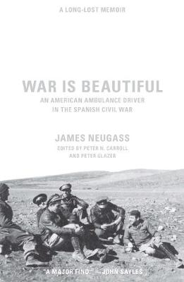 War Is Beautiful book