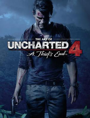 Art Of Uncharted 4: A Thief's End book