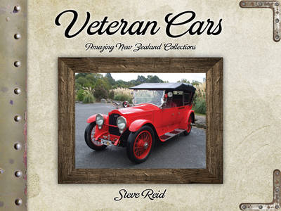 Veteran Cars by Steve Reid