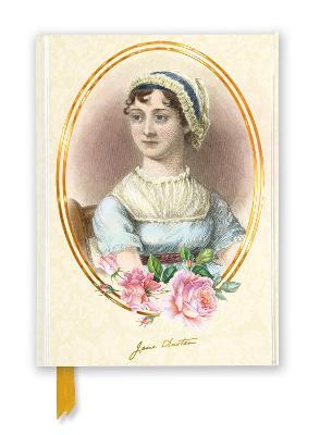 Jane Austen (Foiled Journal) by Flame Tree Studio