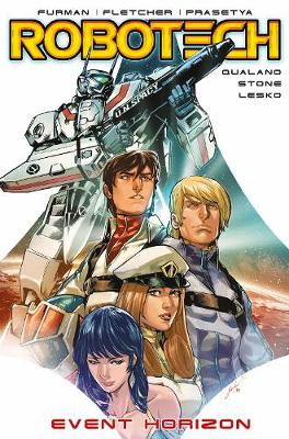 Robotech: Event Horizon by Simon Furman
