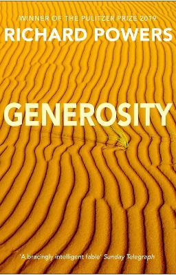Generosity by Richard Powers