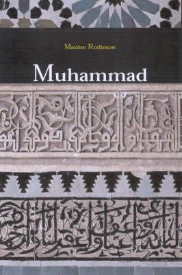 Muhammad by Maxime Rodinson