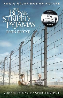 Boy in the Striped Pyjamas book