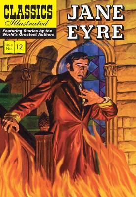 Jane Eyre by Charlotte Bronte