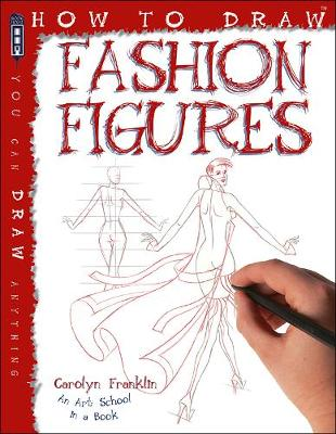 How To Draw Fashion Figures book