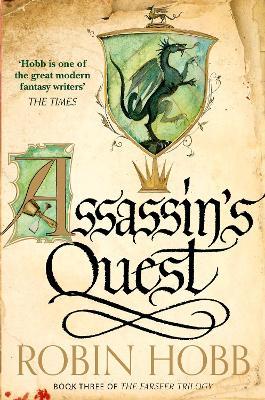 Assassin's Quest book
