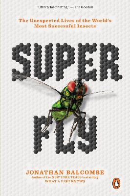 Super Fly: The Unexpected Lives of the World's Most Successful Insects book